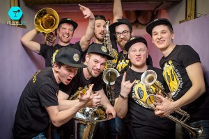 brevis brass band cover band russia кавер-группа кавер духовая