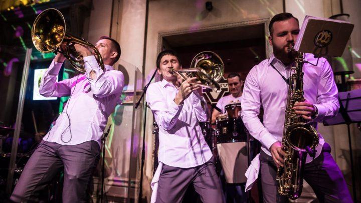 brevis brass band кавер-группа духовая группа кавер